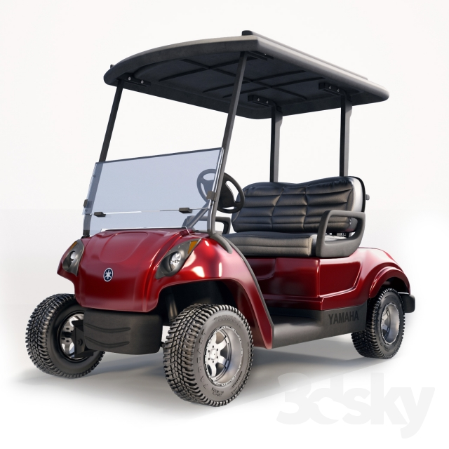 Yamaha Golf Cart Models