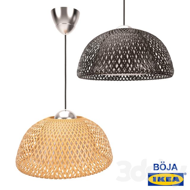 3d models ceiling light ikea boja pendant lamp - Hanging lights ikea ...