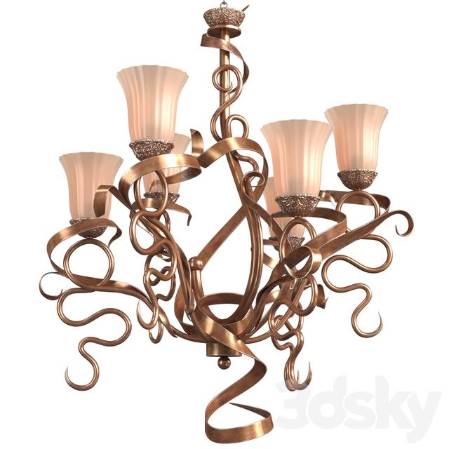 Models Ceiling Light Lam Lee 786