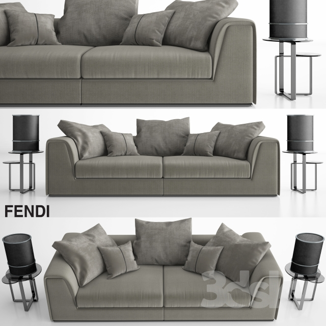 Fendi Prestige Sofa Set