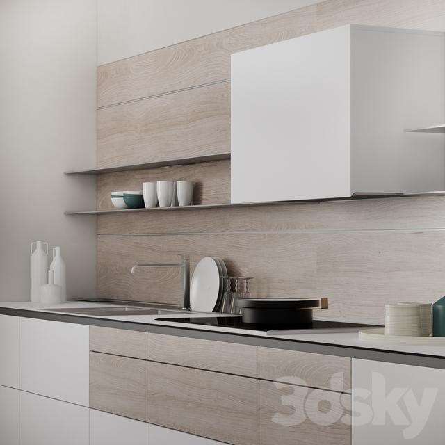 3d Models Kitchen Valcucine Forma Mentis