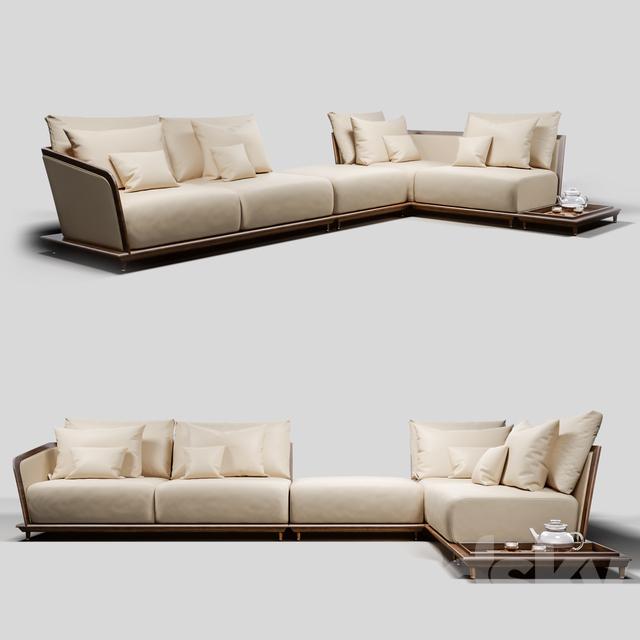 Modular Sofa By Catherine Modart