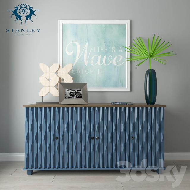 Stanley Coastal Living Oasis Tides Buffet