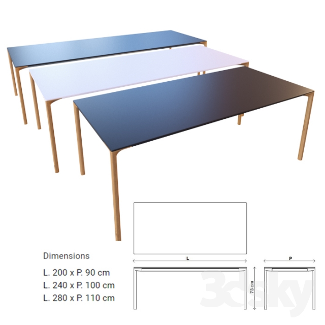 3d models Table Kristalia Boiacca Wood Table : 101656358f1035189f26 from 3dsky.org size 640 x 640 jpeg 95kB