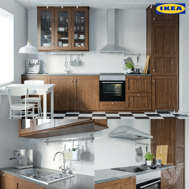 Ikea Kitchen Gallery: Ikea Edserum Kitchen