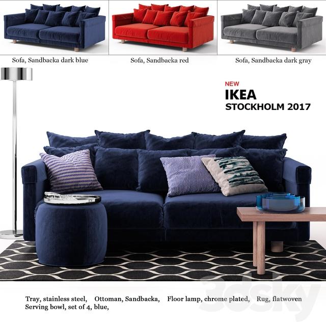 Sofa Ikea STOCKHOLM 2017 / IKEA STOCKHOLM 2017