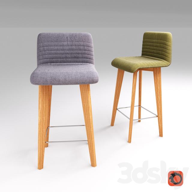 3d models Chair Bar stool Lara Kare Design : 1063779590d638ef0a08 from 3dsky.org size 640 x 640 jpeg 175kB