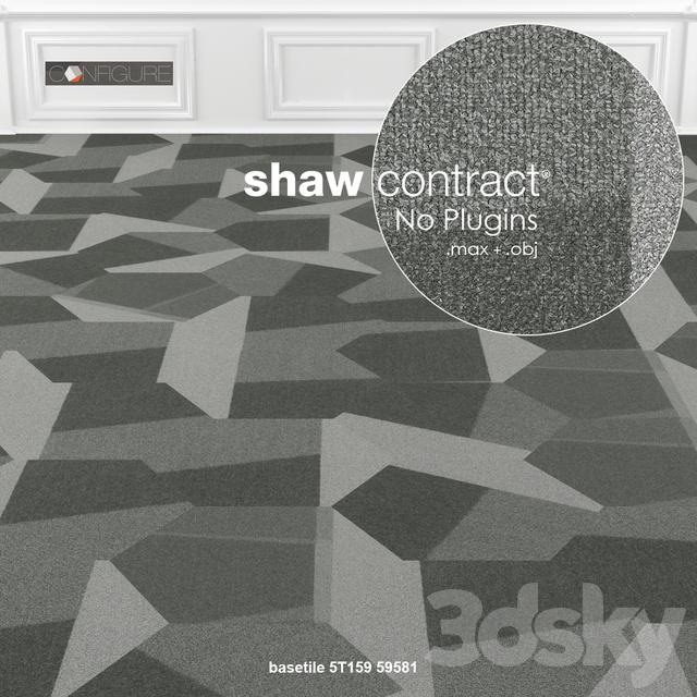 Shaw Carpet Configure Base Tile