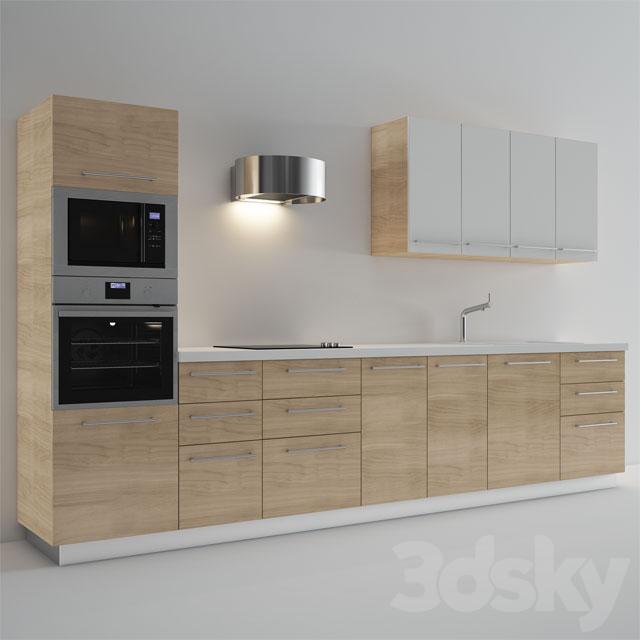 3d models: Kitchen - IKEA Kitchen Appliances