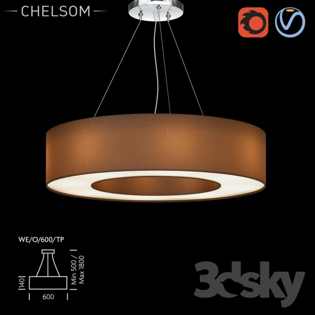 Chelsom Welcome WE O 600 TP