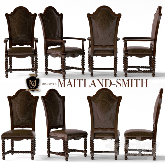 Maitland-Smith chairs