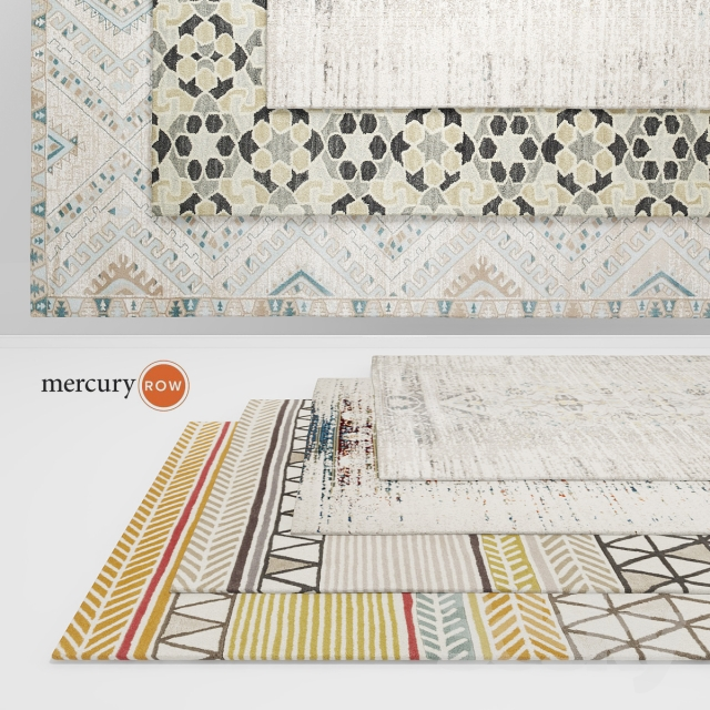 Mercury Row rugs part 4