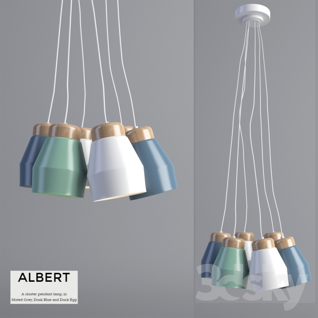 cluster pendant lighting. Albert Cluster Pendant Lamp Lighting H