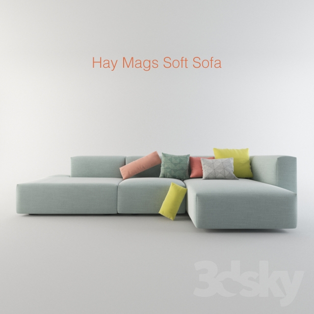 hay mags soft sofa dimensions home. Black Bedroom Furniture Sets. Home Design Ideas