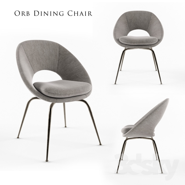 Charmant Orb Dining Chair