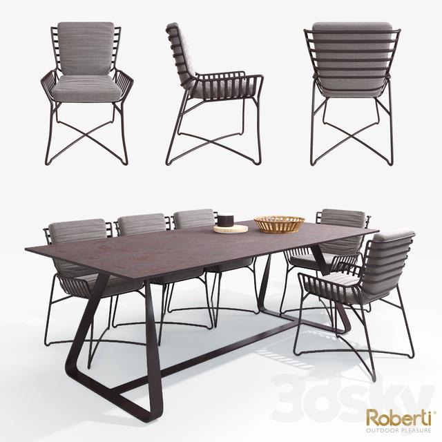 garden furniture hamptons graphics