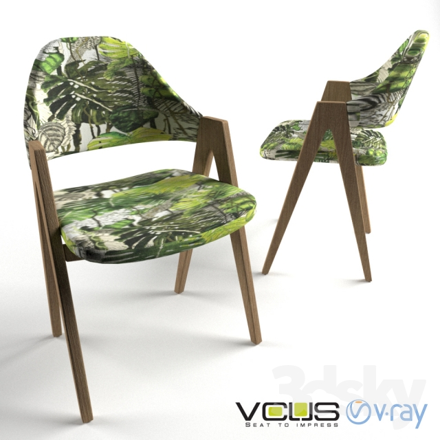 Bon Palm Chair By Vcus