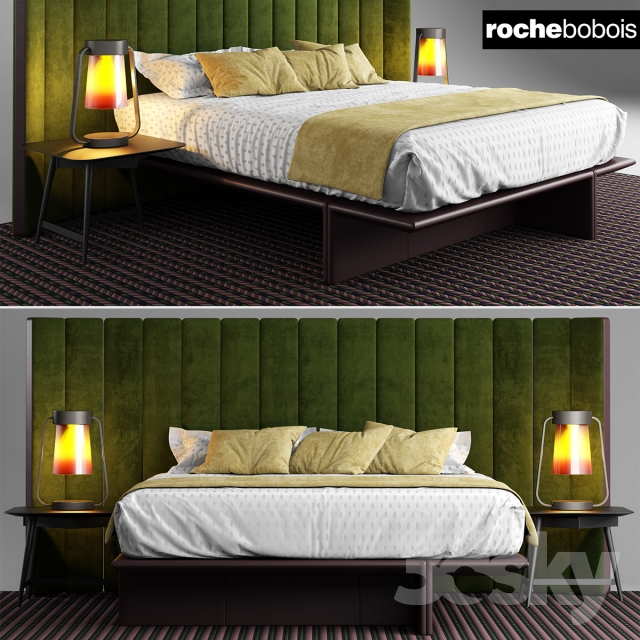 Bed roche bobois backstage bed