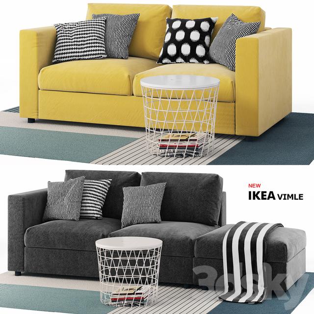 Sofas Vimle Ikea / Vimle Ikea