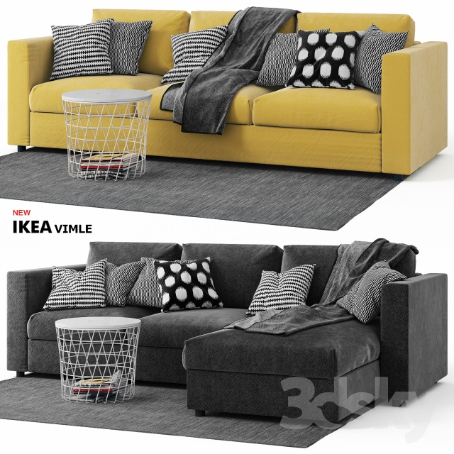 Vimle Ikea / Sofas Wimle Ikea