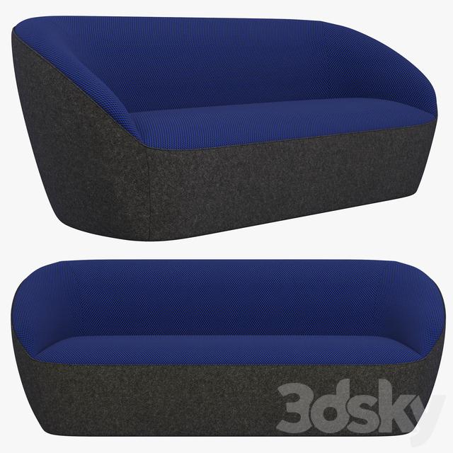 Roche Bobois Edito sofa