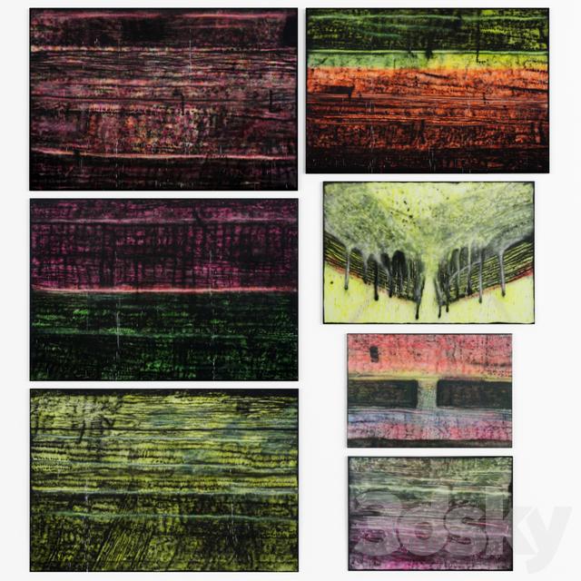3d models frame sterling ruby paintings pictures of for Sterling ruby paintings