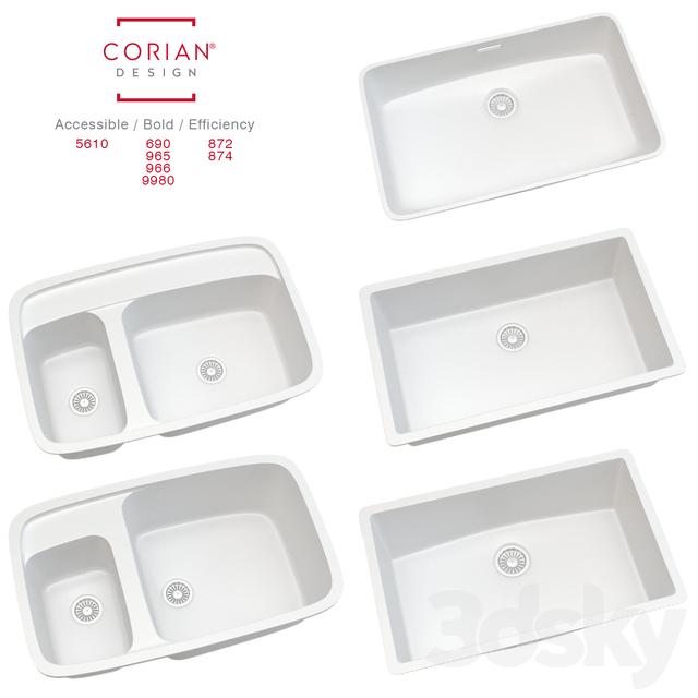 Dupont Corian Sinks 1
