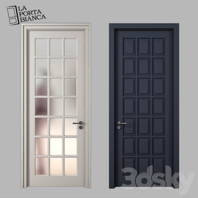 Bella's doorway from LaPortaBianca
