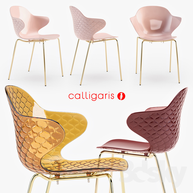 Calligaris Saint Tropez chair