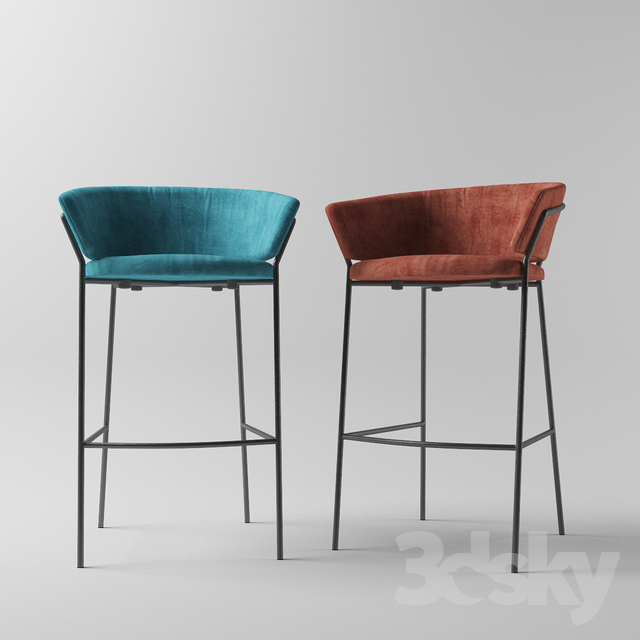 3d Models Chair Jazz Chair 3718