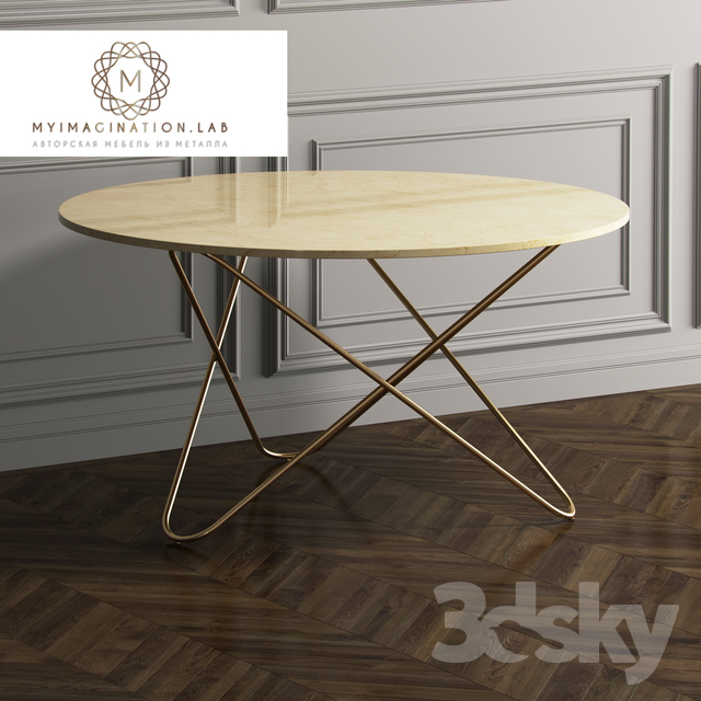 3d models table dining table from for Table 6a of gstr 1