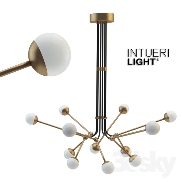 Intueri light SY-12 chandelie