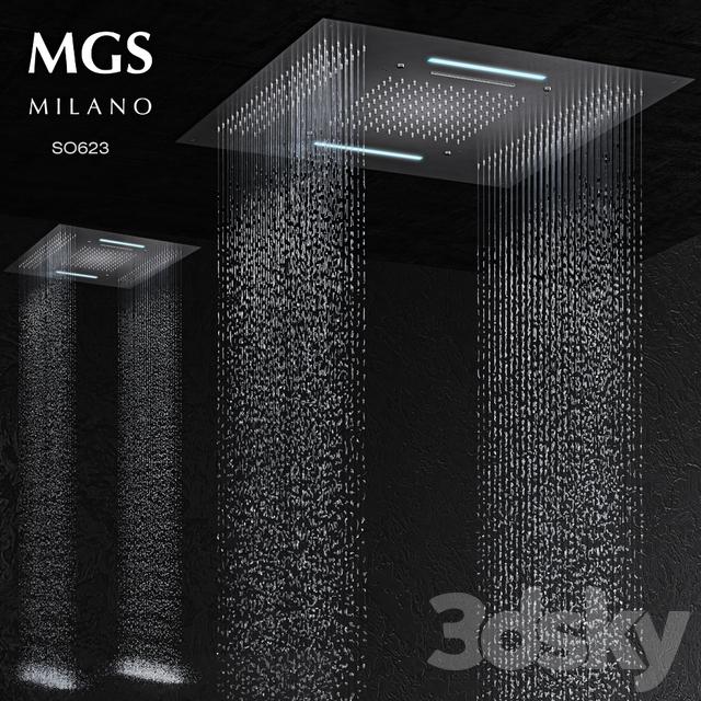 MGS milano SO623 rain shower