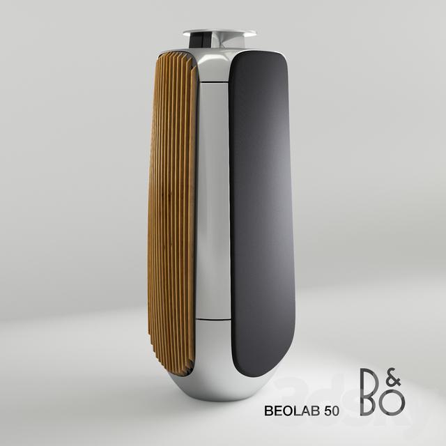 3d models audio tech beolab 50 bang olufsen loudspeaker. Black Bedroom Furniture Sets. Home Design Ideas