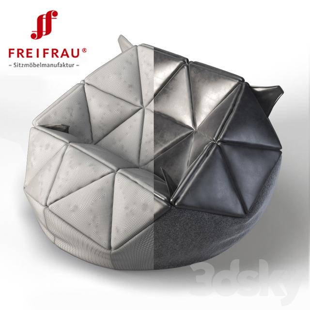 3d Models Arm Chair Marie Bean Bag Chair