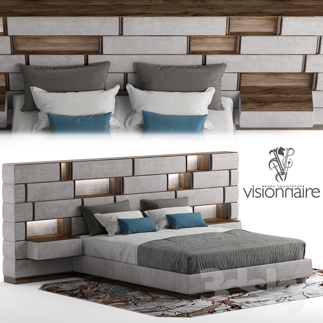 The visionnaire emotion bed