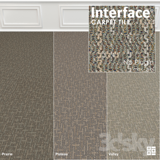 Interface Carpet Wind II Texture No: 2