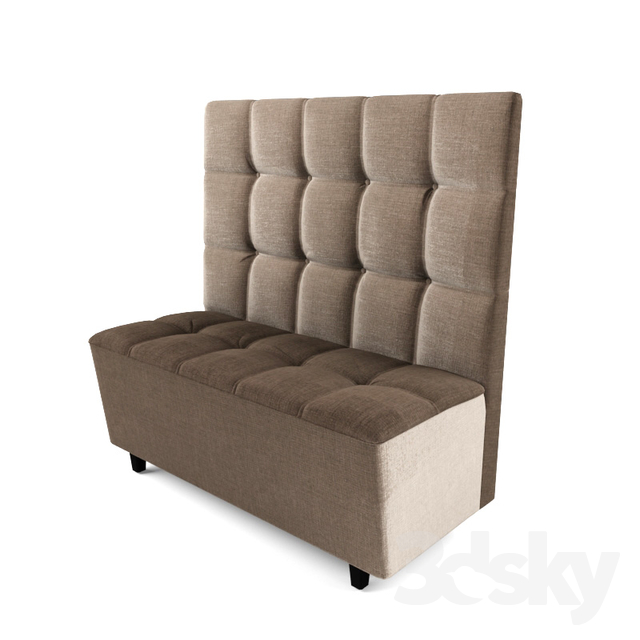 Sofa for cafe