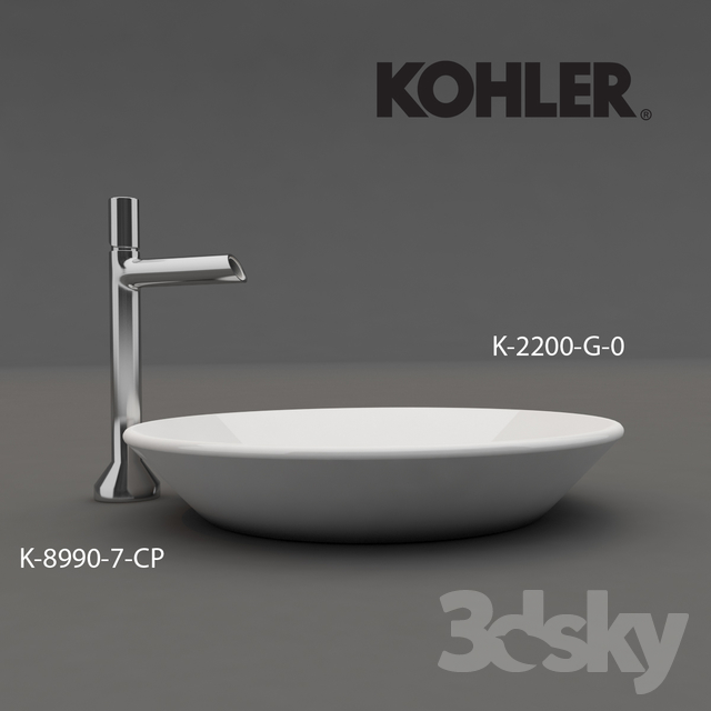 Conical Bell- Wash basin