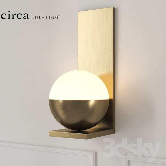Models Wall Light Akova Sconce By Circa Lighting