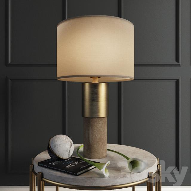 3d models table lamp table lamp john lewis akani
