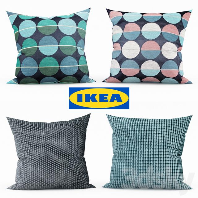 Ikea Decorative Pillows Magnificent 60d Models Pillows IKEA Decorative Pillows Set
