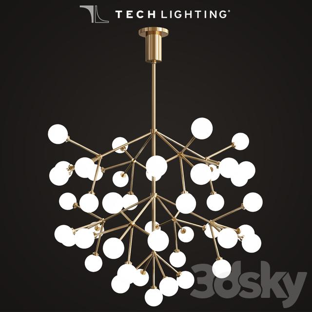 3d models ceiling light mara grande led chandelier by tech mara grande led chandelier by tech lighting chandeliers aloadofball Gallery