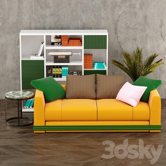 Sofa Library
