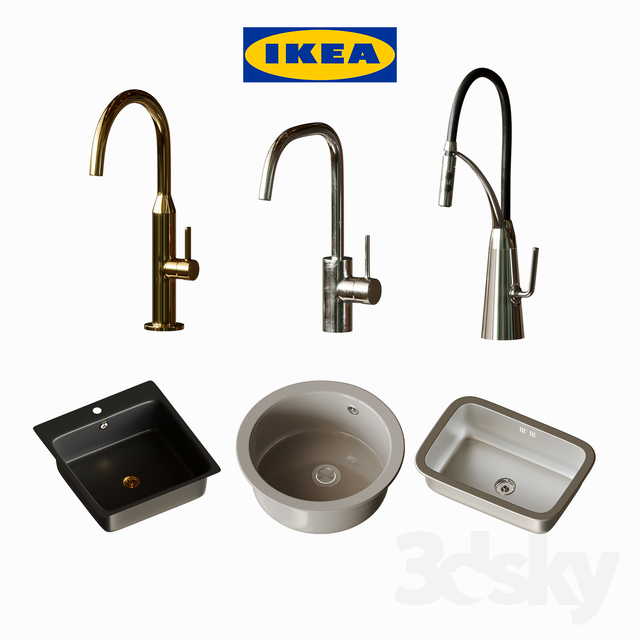 Faucets And Sinks IKEA