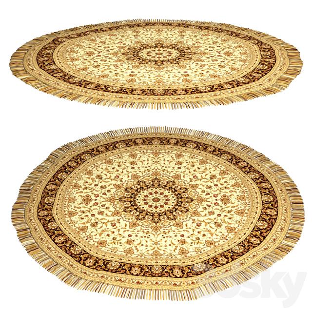 Round Carpet MIA-89T