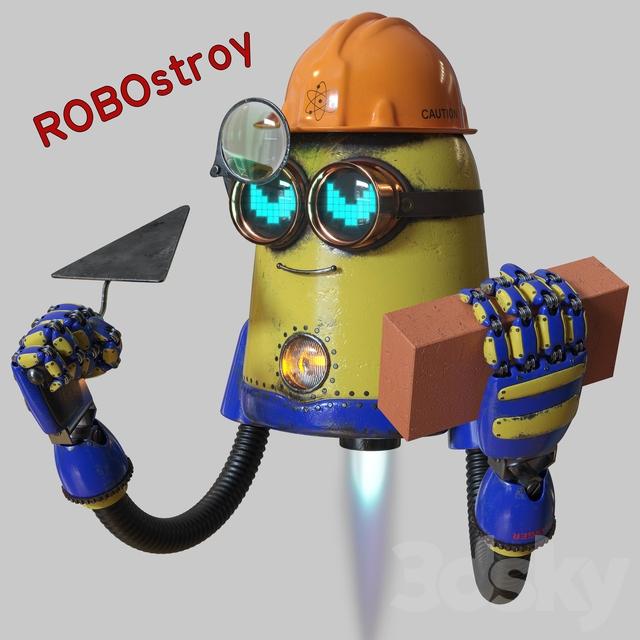 ROBOT_stonemason