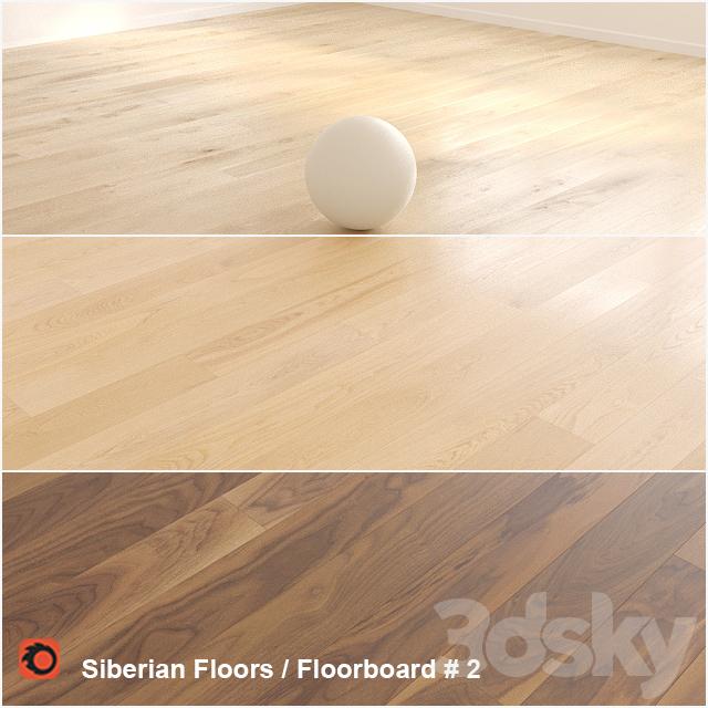 3d Models Wood Siberian Floors Floorboard Parquet Board