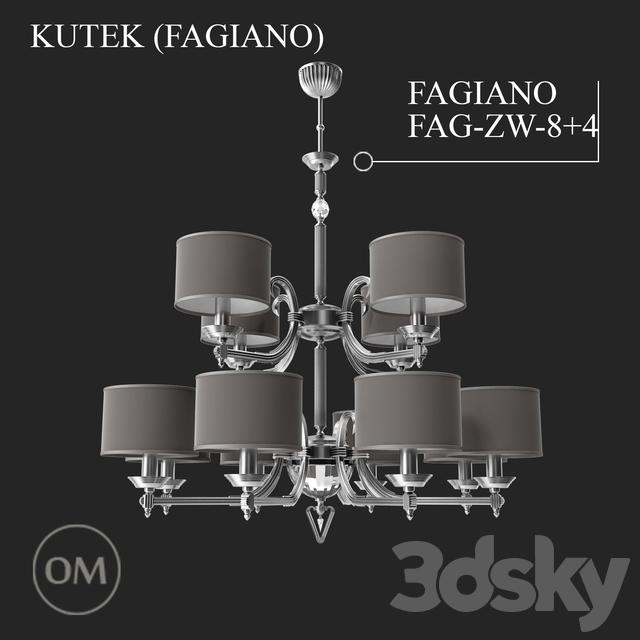 KUTEK (FAGIANO) FAG-ZW-8 + 4