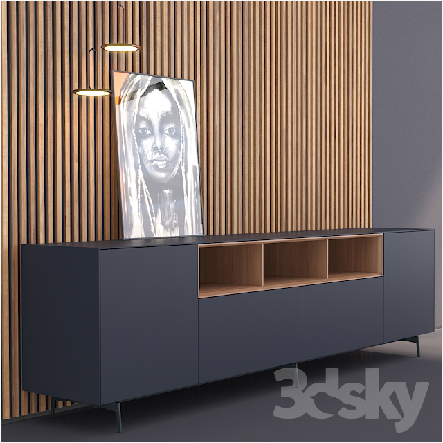 piure furniture. Piure - Nex Sideboard Furniture